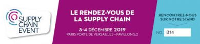 PROFILO CONSEIL AU SALON DE LA SUPPLY CHAIN EVENT